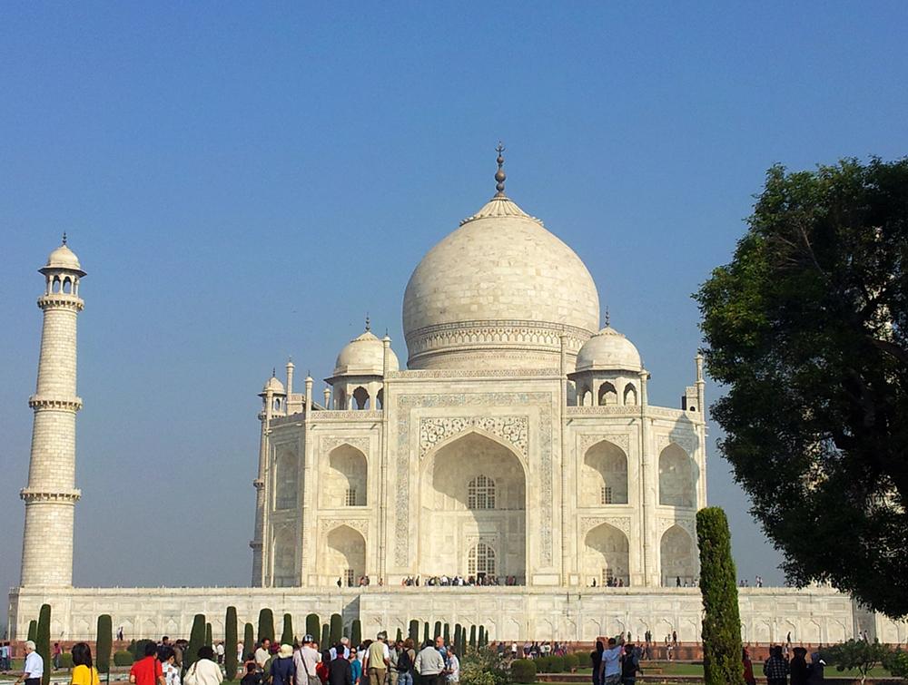 Taj Mahal 8