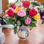Un buchet de flori pentru voi